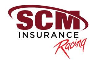 SCM racing logo New